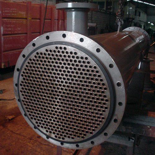 Proyectos de intercambio de calor industrial enfriamiento y calentamiento